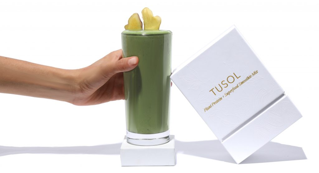 TUSOL Wellness Launches Functional Smoothie Collection