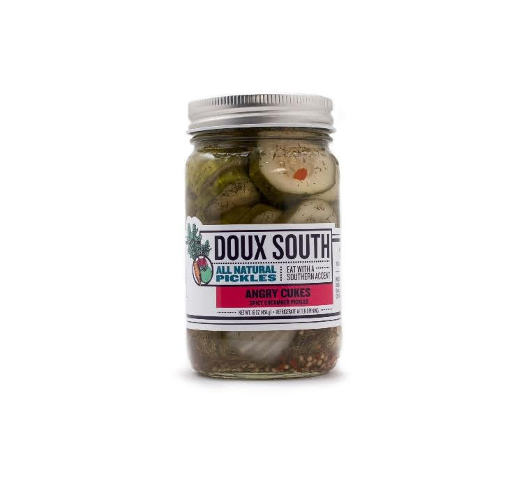 Doux South Launches Angry Cukes
