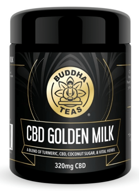 Buddha Teas Launches CBD Golden Milk