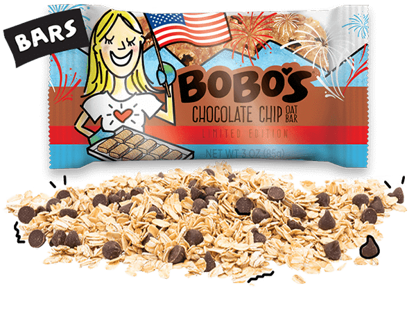 Bobo's Partners with Operation Finally Home and H-E-B on Chocolate Chip Hero Bar