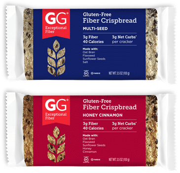 GG Scandinavian Crispbreads Introduces Gluten Free Cracker Line
