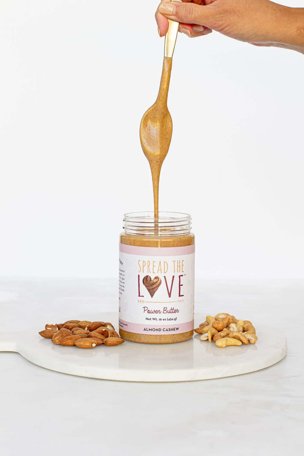 Spread The Love Announces Launch of Power Butters