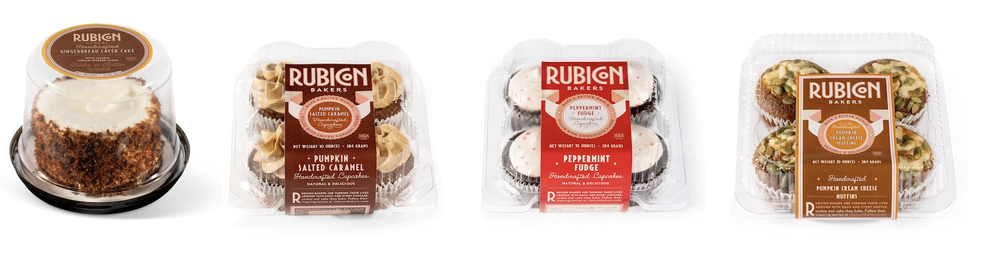 Rubicon Bakers Announces Its 2019 Holiday Products