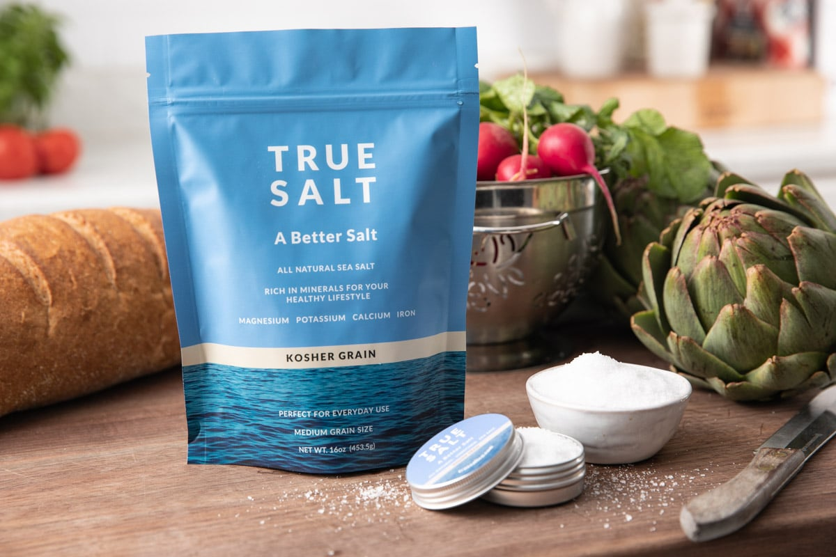 True Salt Company Now Available at Gelson's