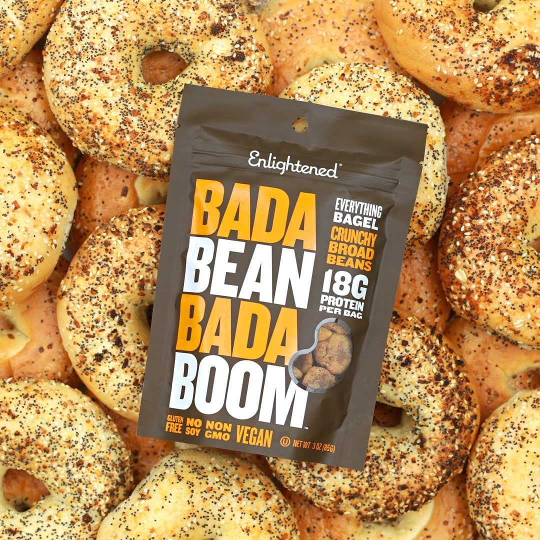 Bada Bean Bada Boom Launches Everything Bagel Bean Snack