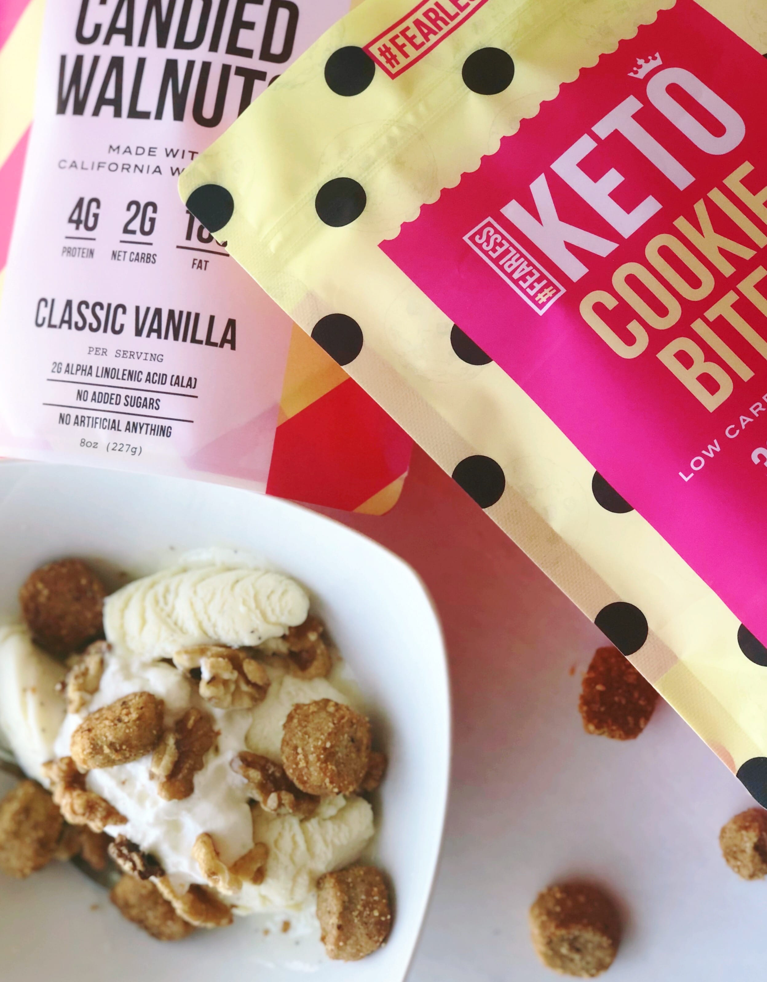 Fearless Keto Launches Keto Cookie Bites