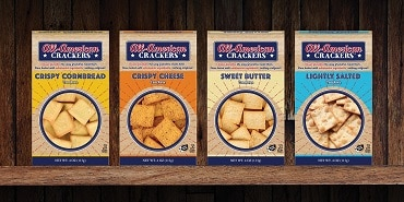 PARTNERS Introduce New Cracker Flavors and Breadsticks