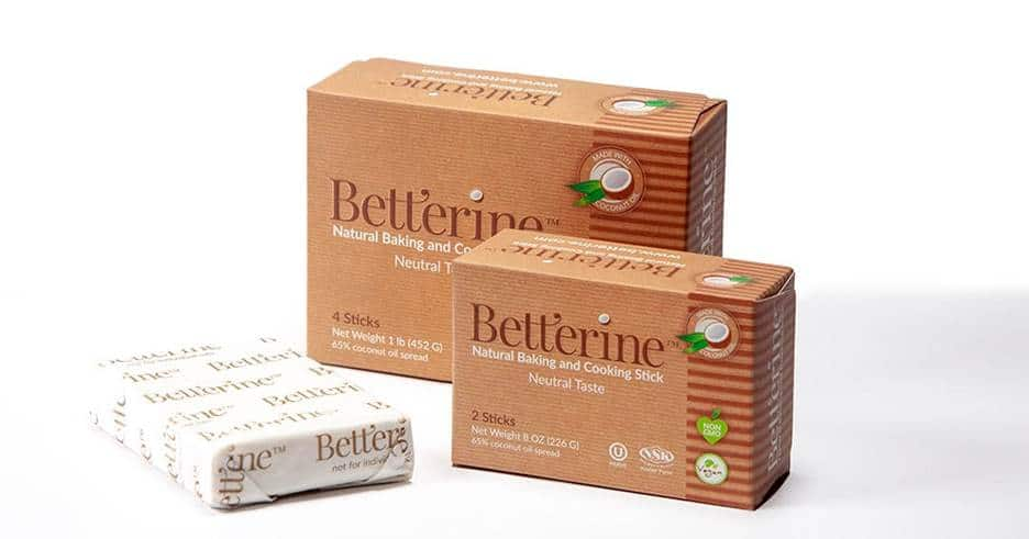 Amarlane Foods Launches Betterine Butter Alternative