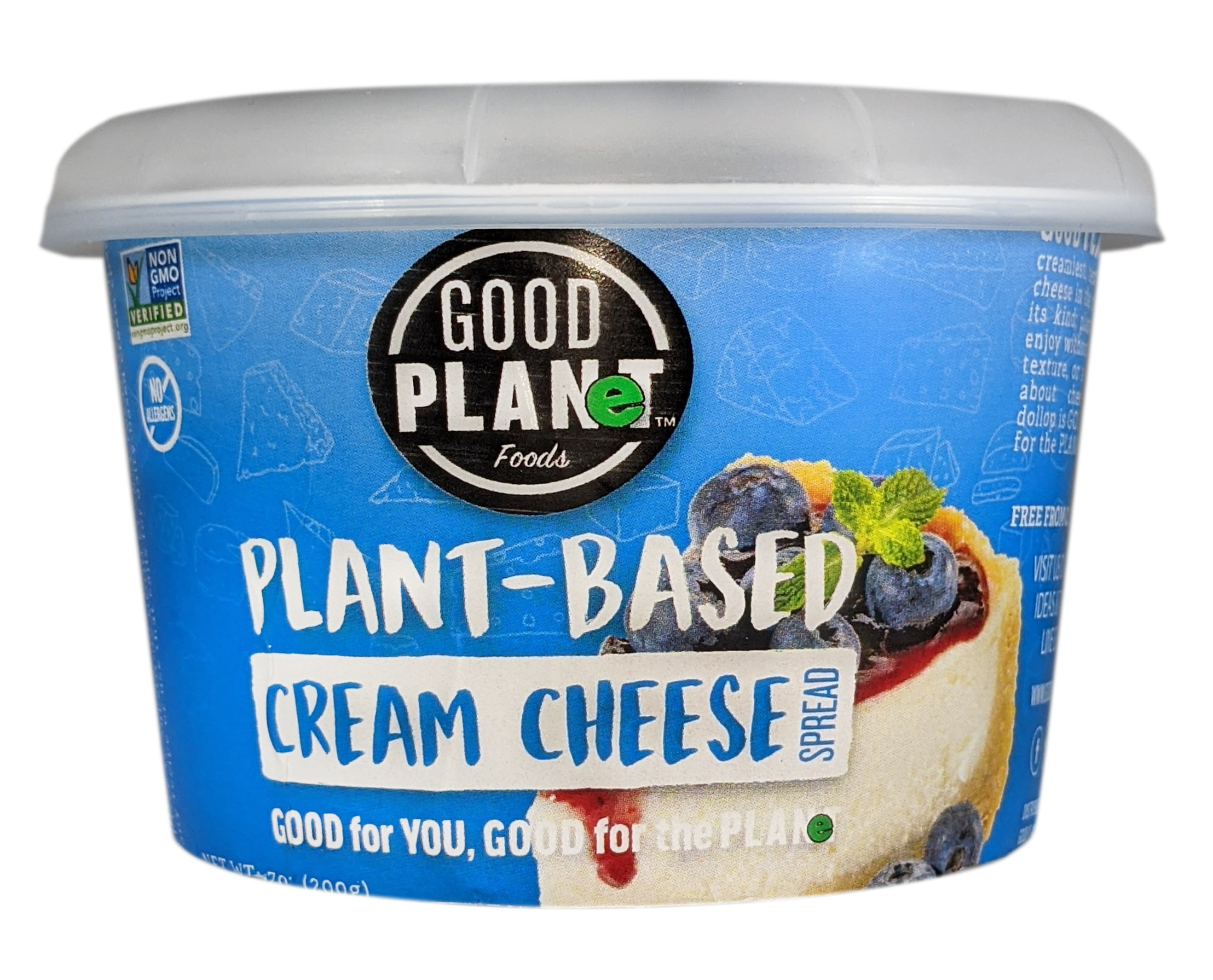 GOOD PLANeT Launches New Dairy-Free Cream Cheese