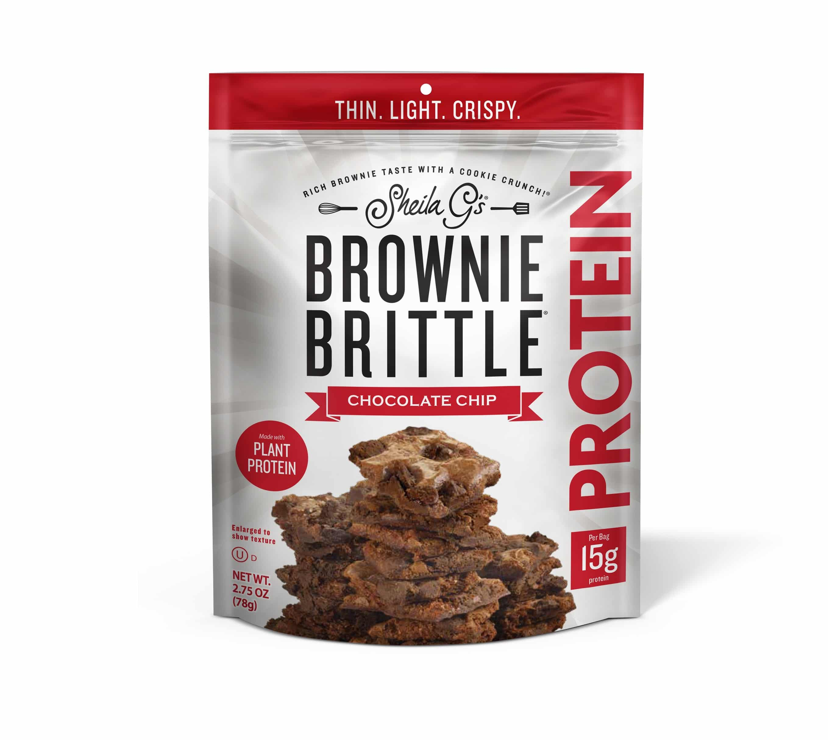 Sheila G's Brownie Brittle to Serve Up New Keto and Protein Lines at Expo West