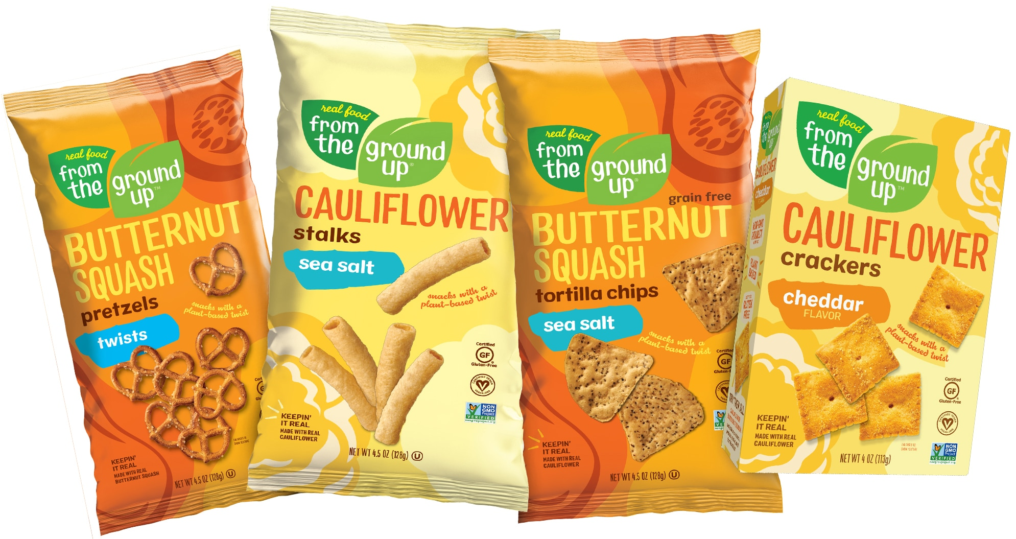 Real Food From the Ground Up to Debut Brand Refresh, New Products at Expo West
