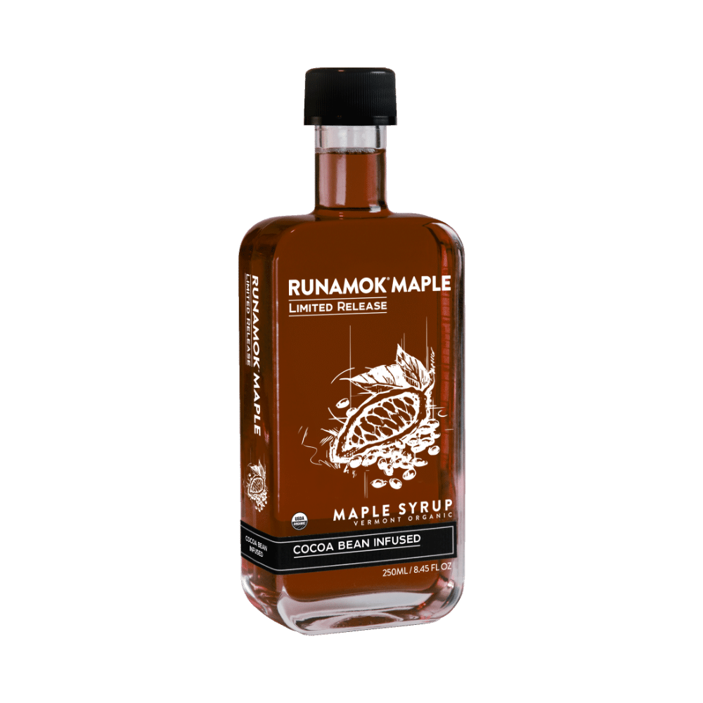 Runamok Maple Introduces Limited-Edition Cocoa Bean-Infused Maple Syrup for Expo West