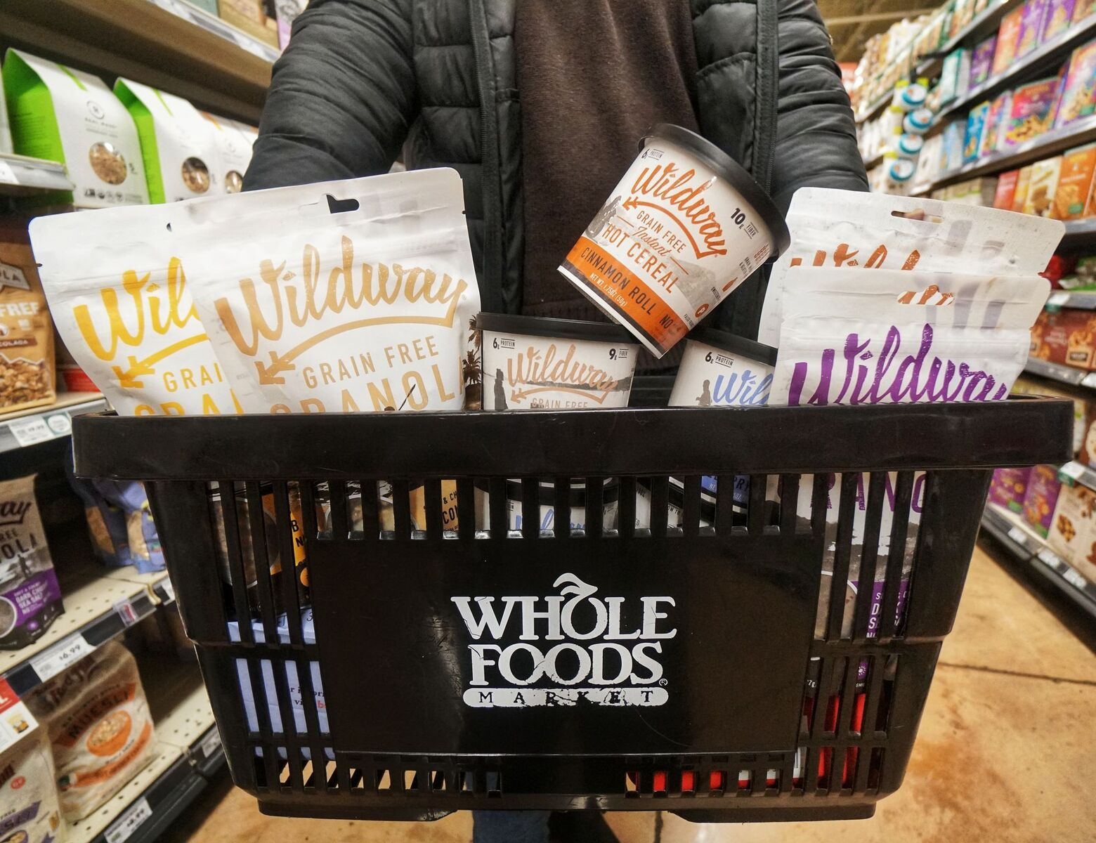 Whole Foods to Offer Extended Line of Wildway Products