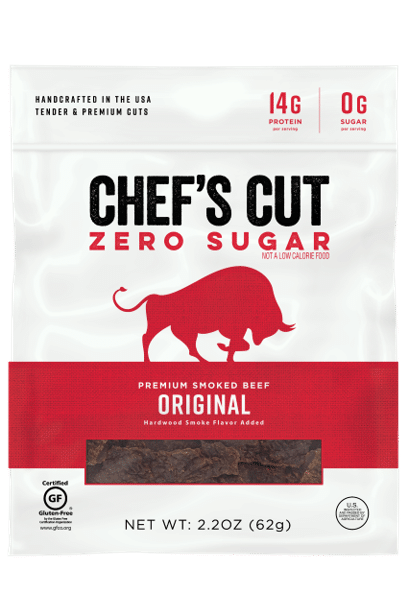 Chef's Cut Real Jerky Co. to Unveil New Zero Sugar Platform at Expo West