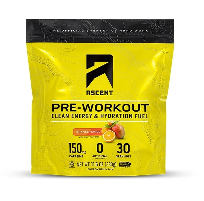 Ascent Expands Pre-Workout Product Line With New Flavor