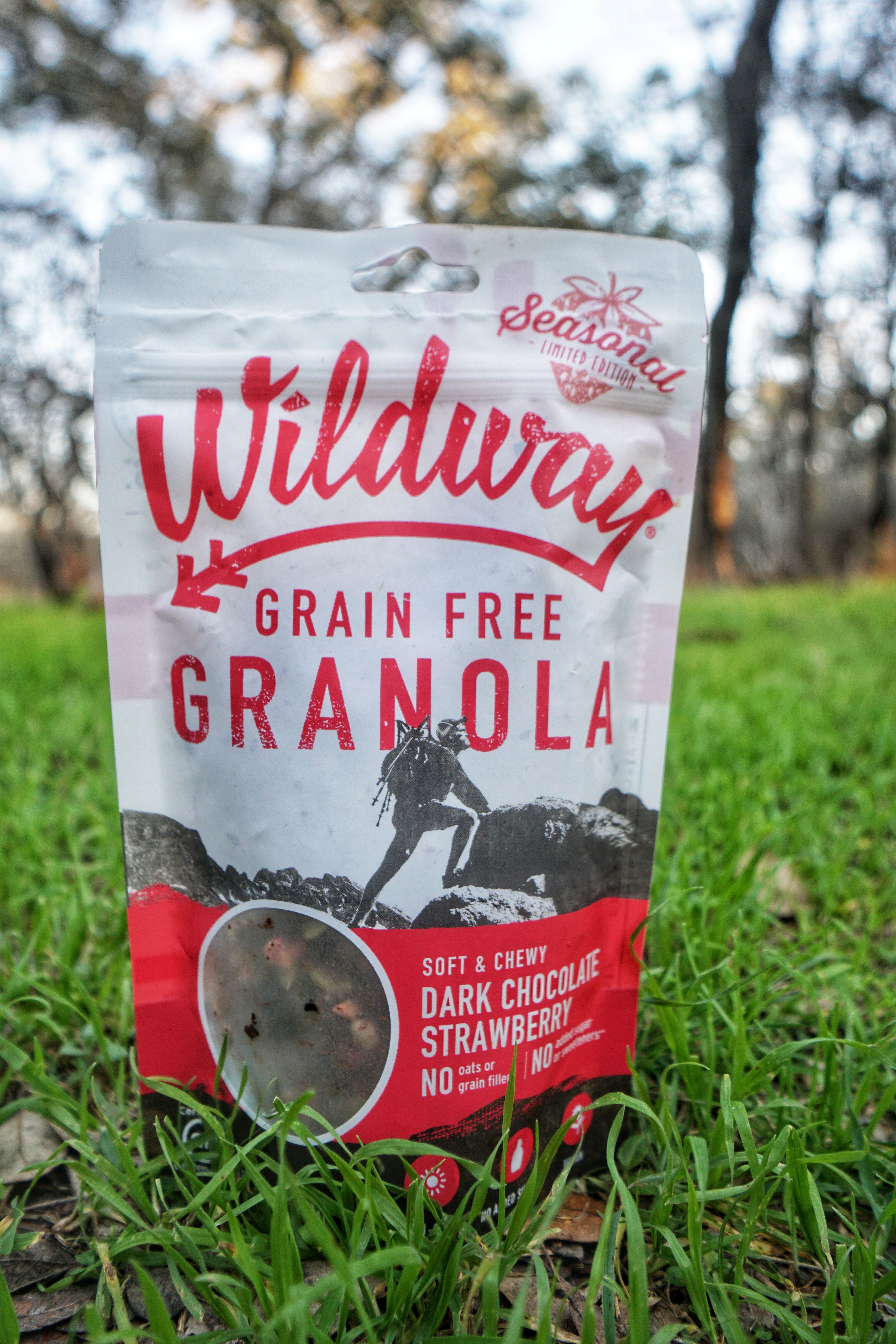Wildway Launches Seasonal Grain-Free Granola With H-E-B
