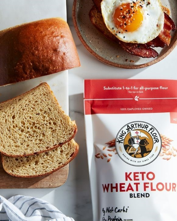 King Arthur Flour Introduces Products for Keto, Low-Calorie and Gluten-Free Baking