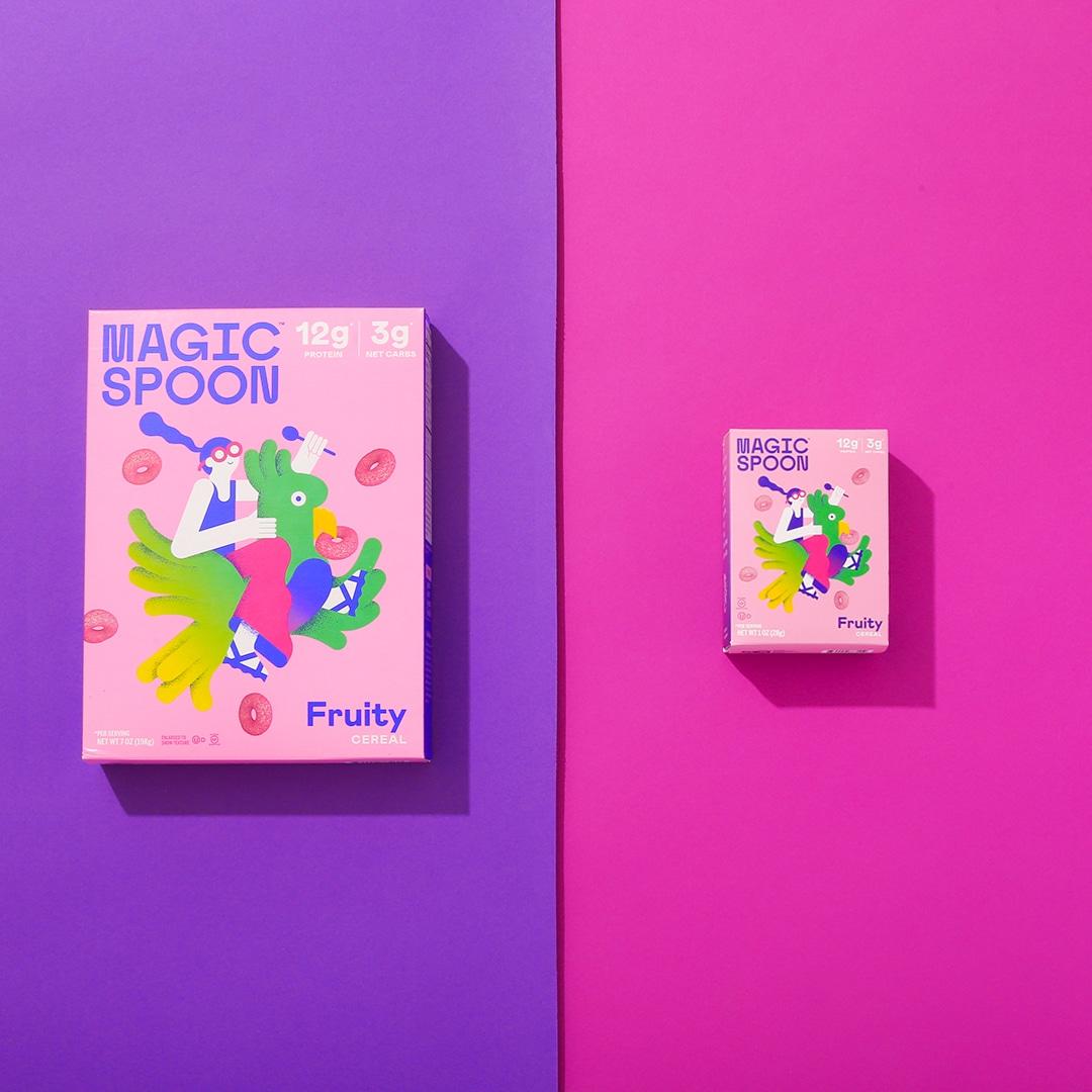 Magic Spoon Launches Mini Boxes