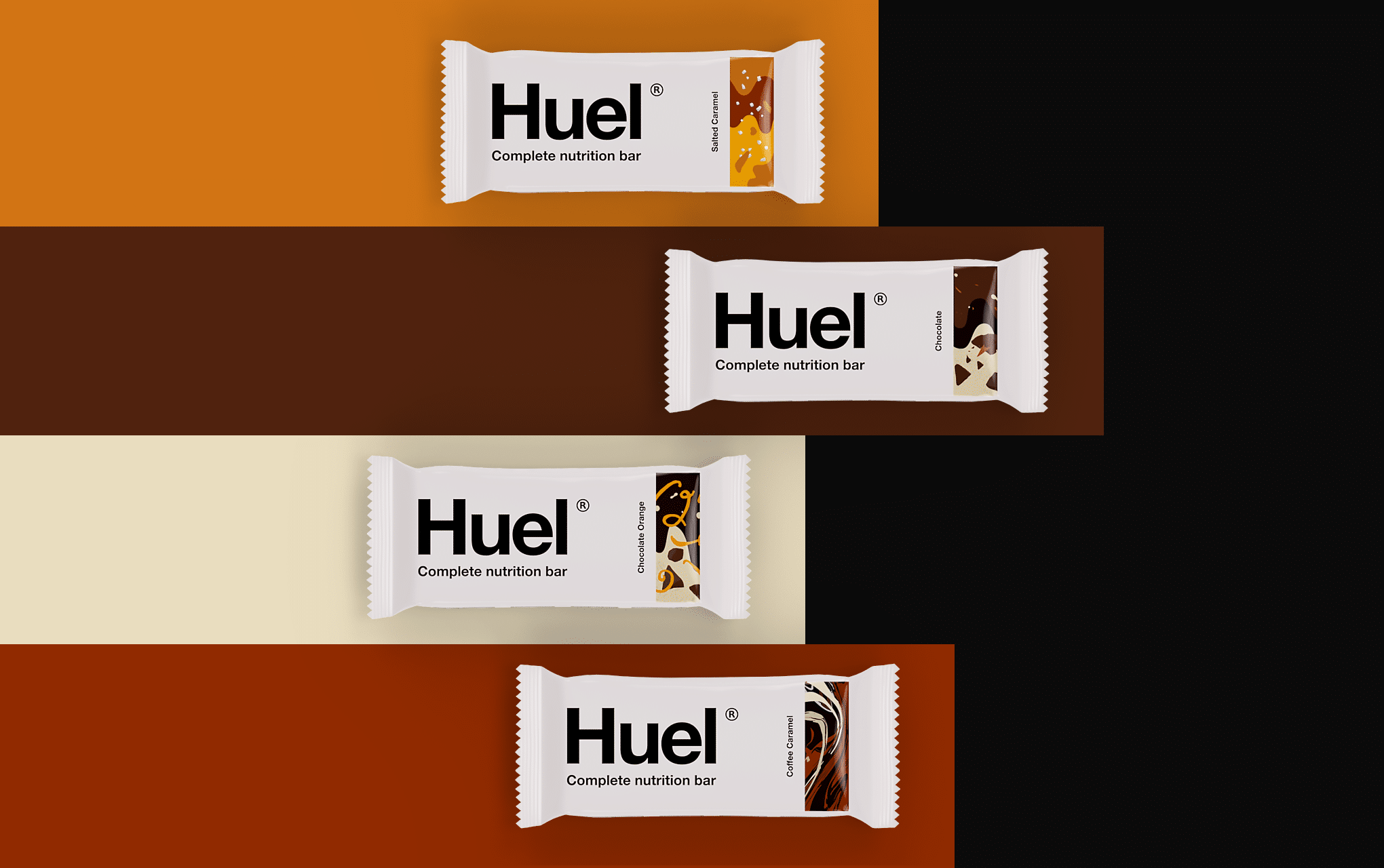 Huel Adds Three New Flavors to Snack Bar Range