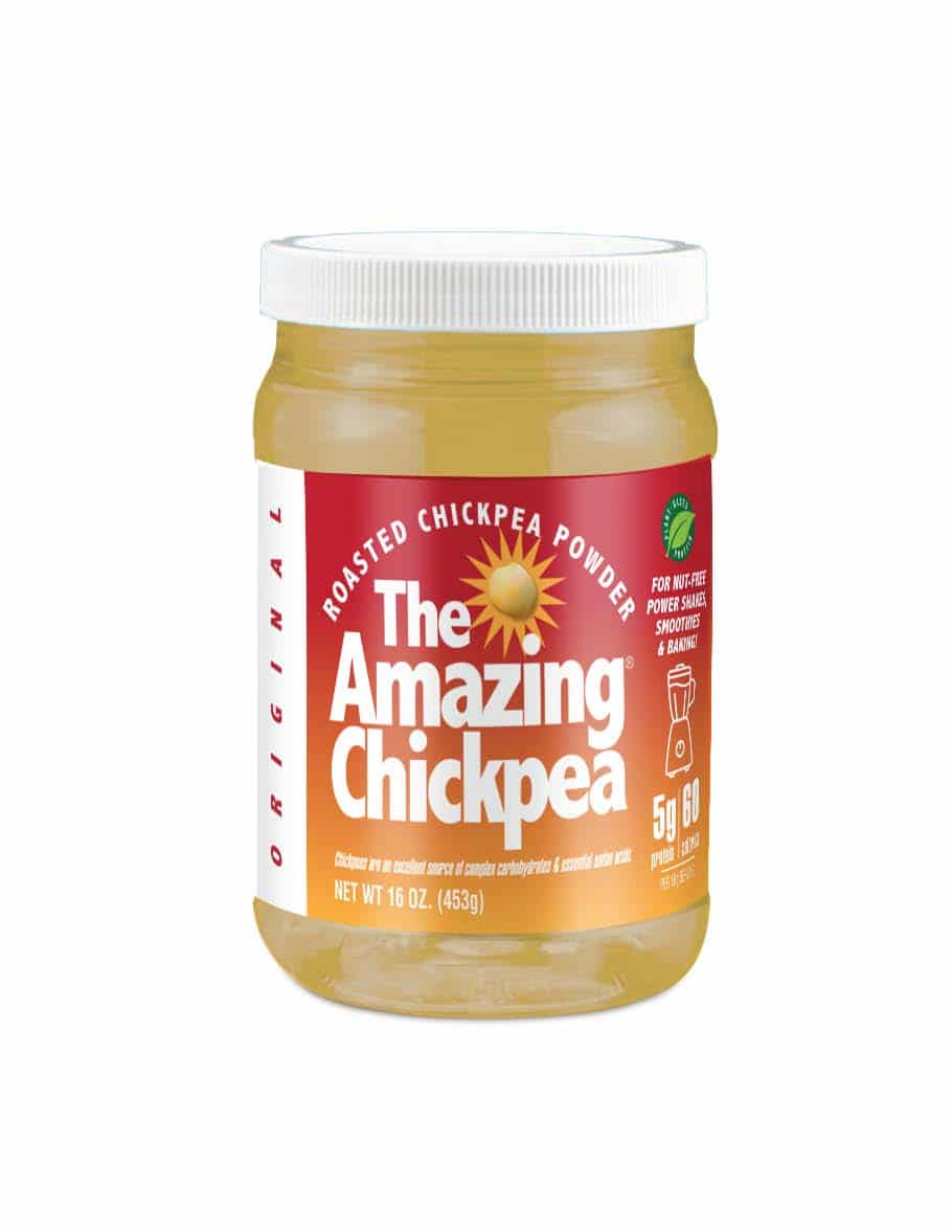 The Amazing Chickpea Introduces Chickpea Butter Cookie Mix and Chickpea Fudge Brownie Mix