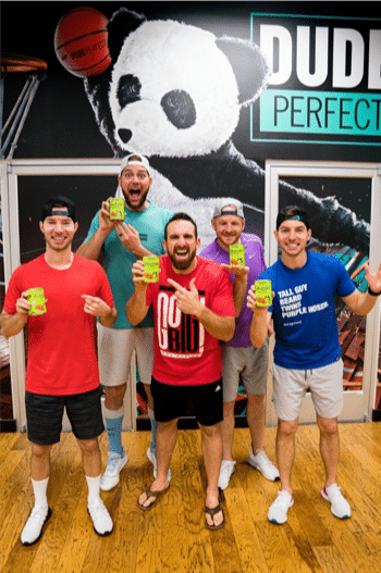 Ser!ous Bean Co and Dude Perfect Partner on New Bean Flavor