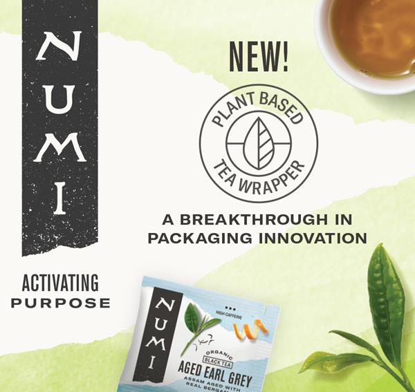 Numi Organic Tea Marks Earth Day 2020 with Carbon Neutrality Pledge