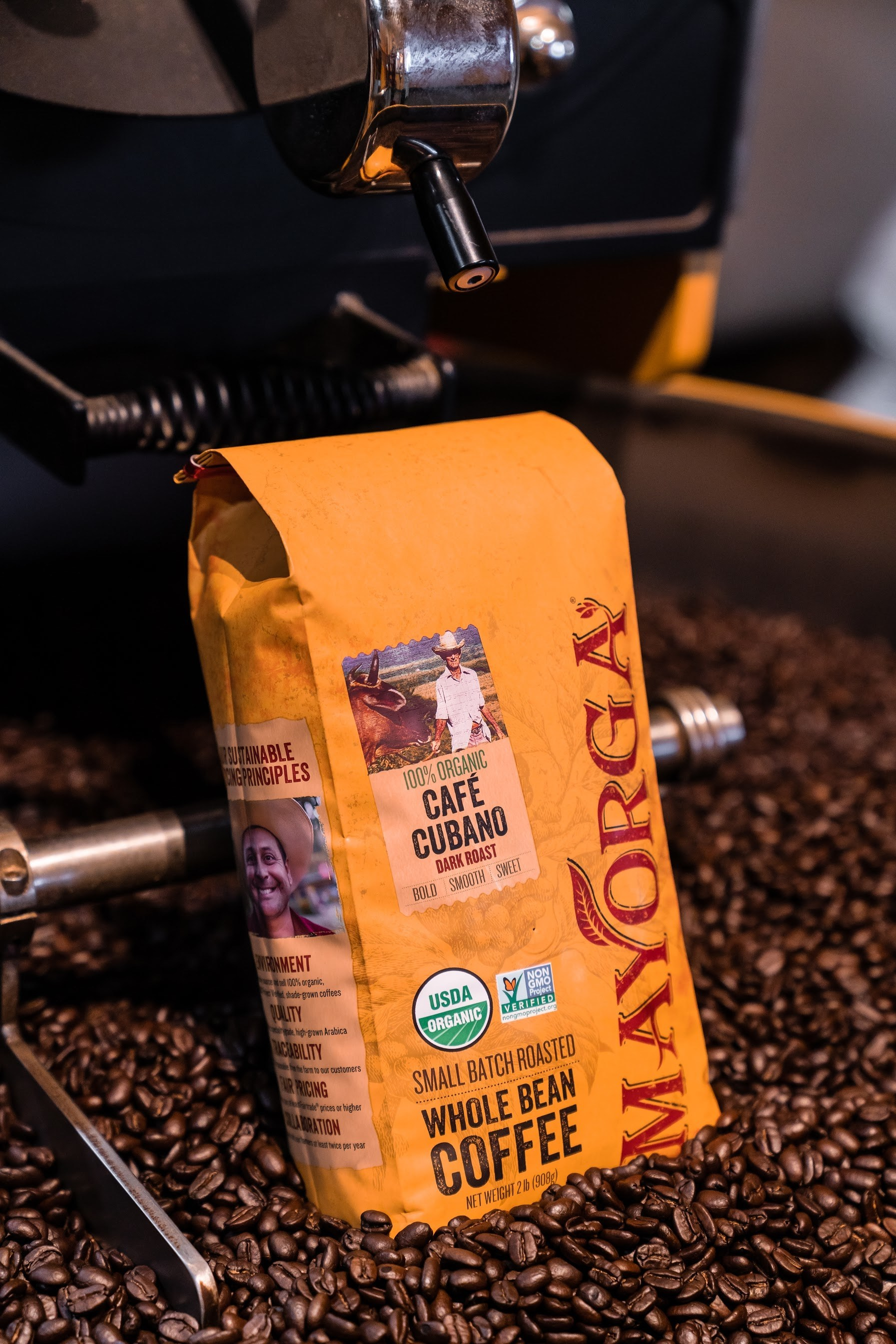 Mayorga Organics Opens Organic Specialty Coffee Factory in Miami