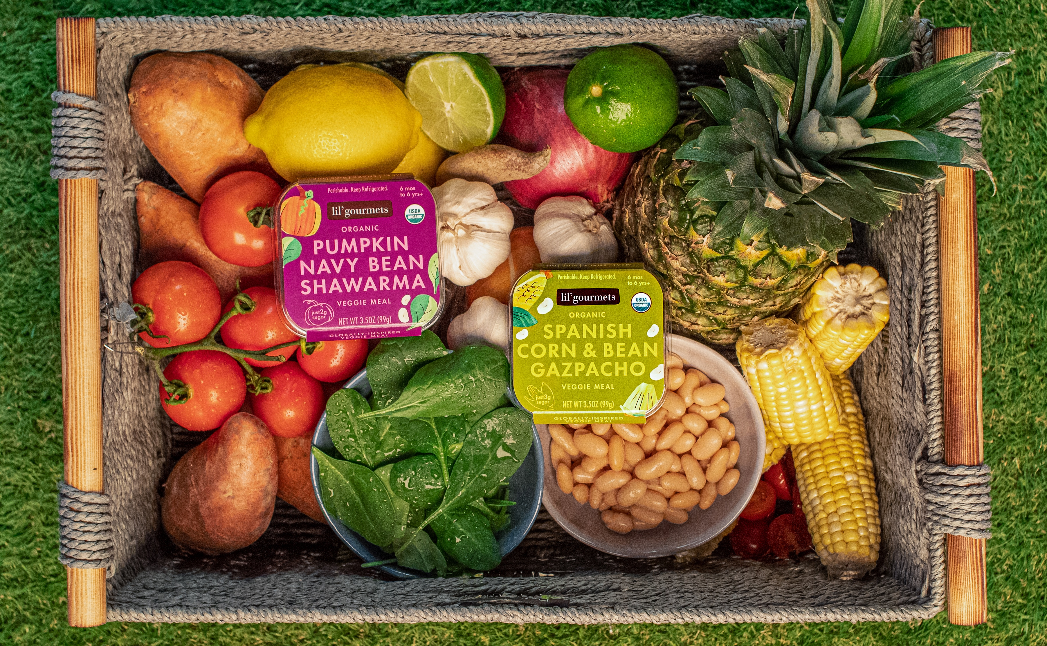 lil'gourmets Launches Two New Meals, Pledges Donation Support to Greater Chicago Food Depository