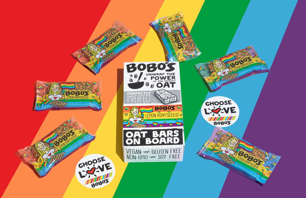 Bobo's Launches Second Annual Pride Bar In Partnership With PFLAG National And The Center On Colfax