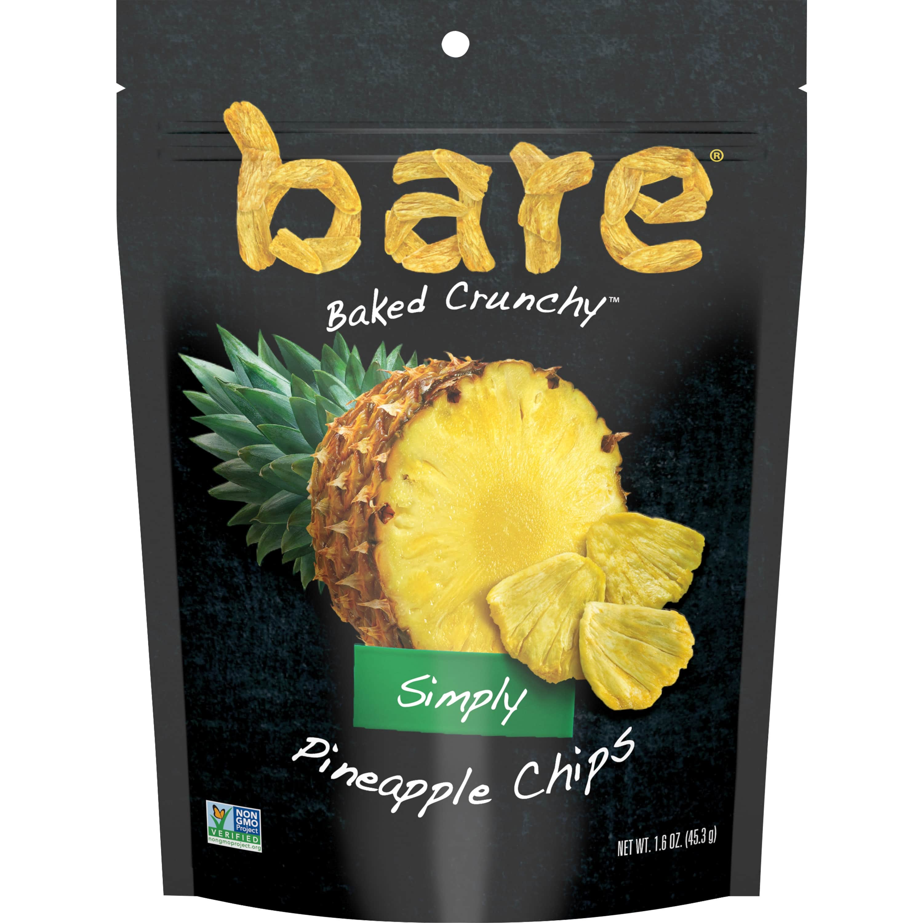 Bare Snacks Launches New Simply Pineapple Chips