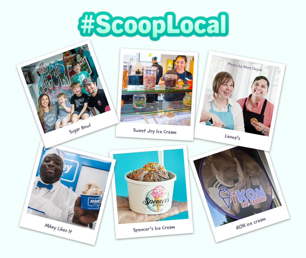 Enlightened to Close E-Commerce on National Ice Cream Day, Invites Fans to #ScoopLocal
