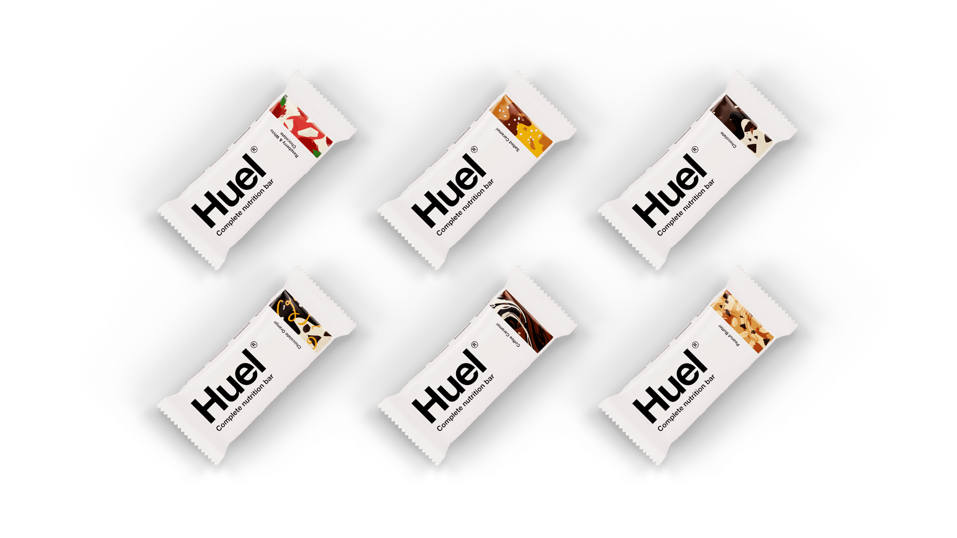 Huel Launches Vegan Raspberry & White Chocolate Snack Bar