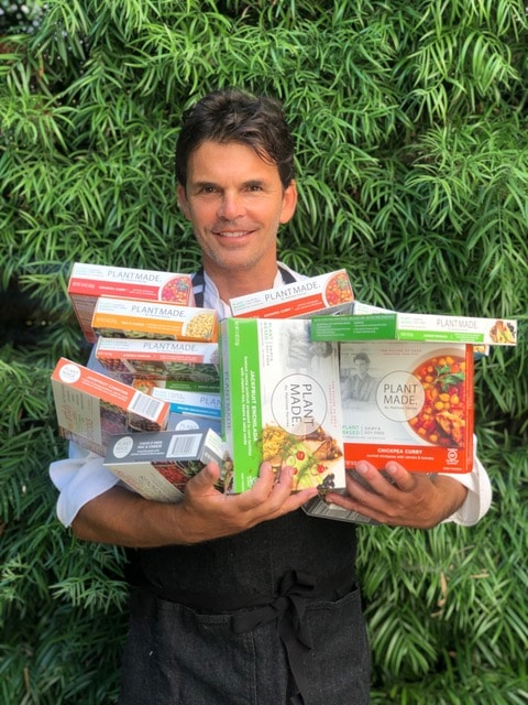 Matthew Kenney's PlantMade Meal Solutions Now Available For Home Delivery Via Amazon