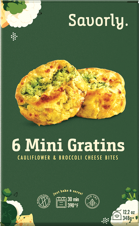 Savorly Gratins to Launch in Select Whole Foods Markets