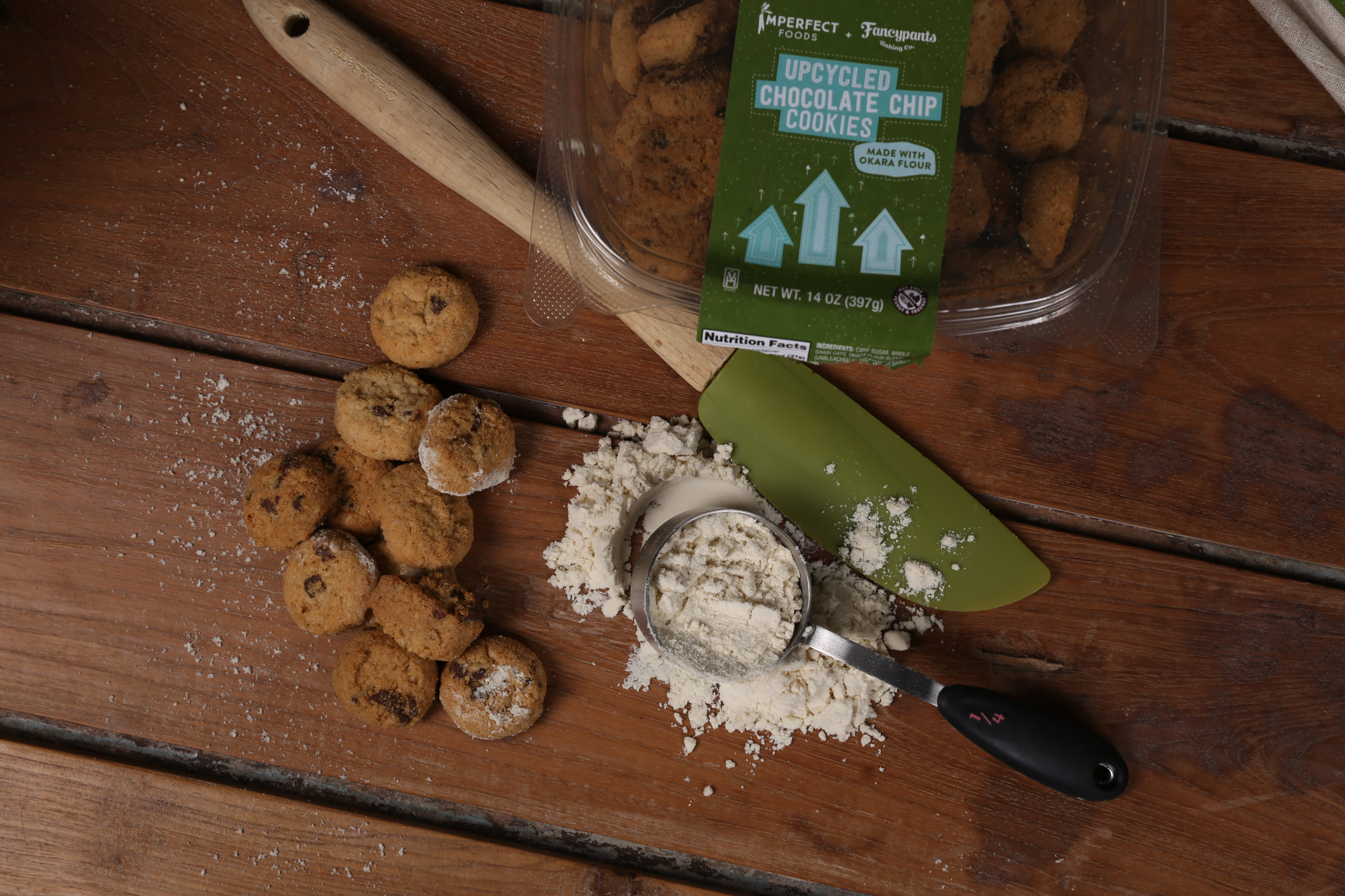 Fancypants Baking Co. Announces First Flavor in New Line of Cookies Made With Upcycled Ingredients
