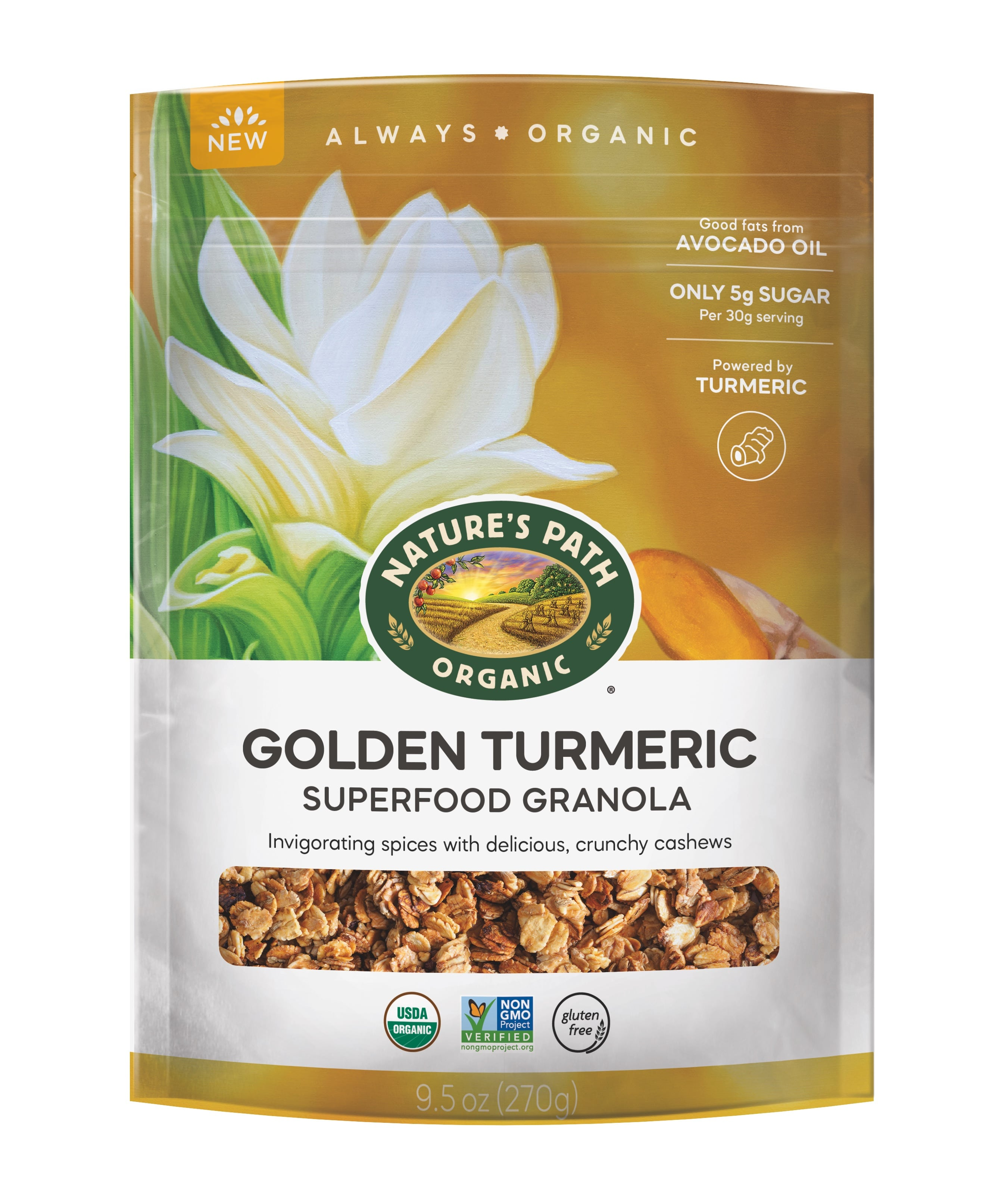 Nature's Path Releases New Superfood Line