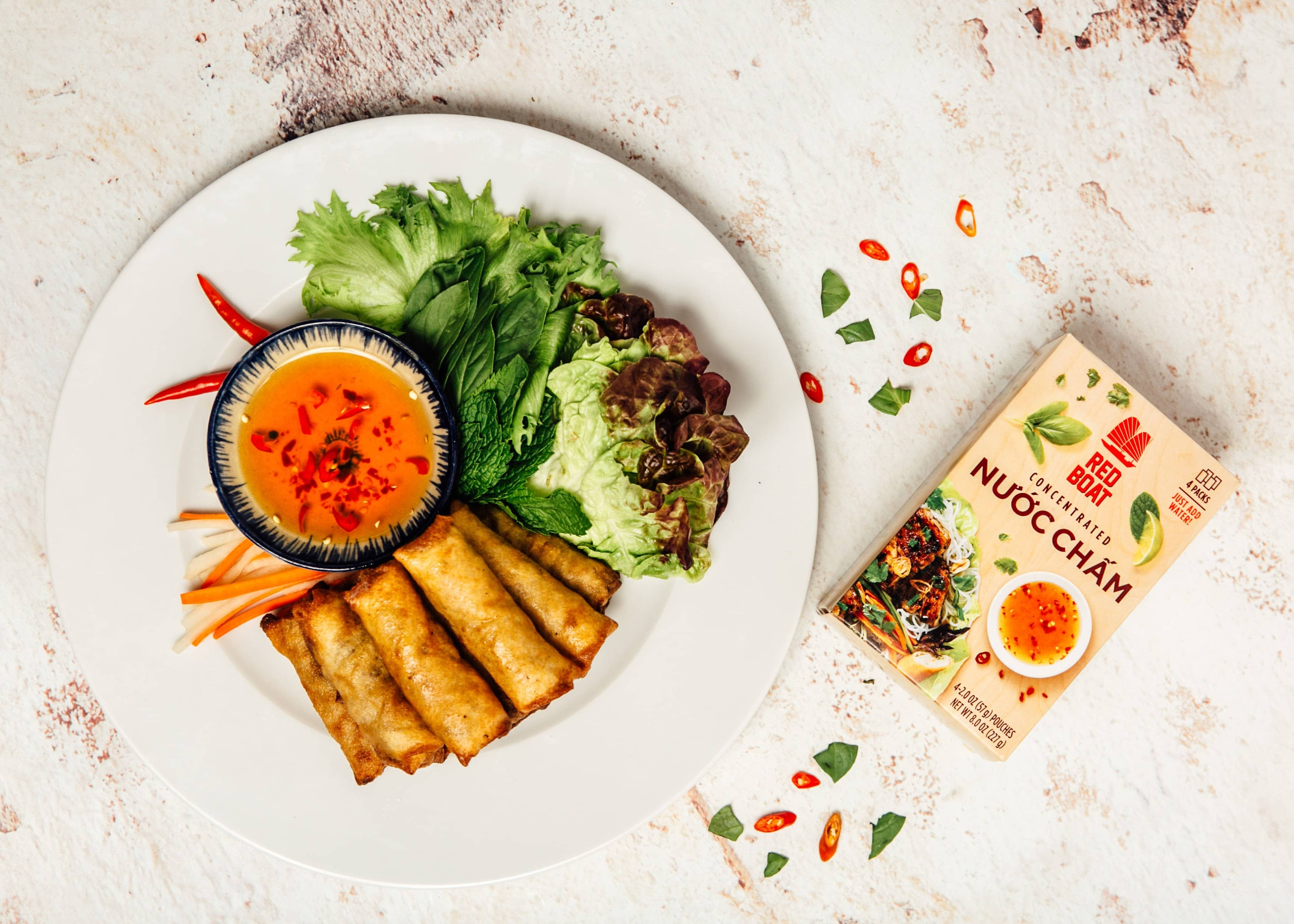 Red Boat Fish Sauce Launches First-Ever Instant Nuoc Cham