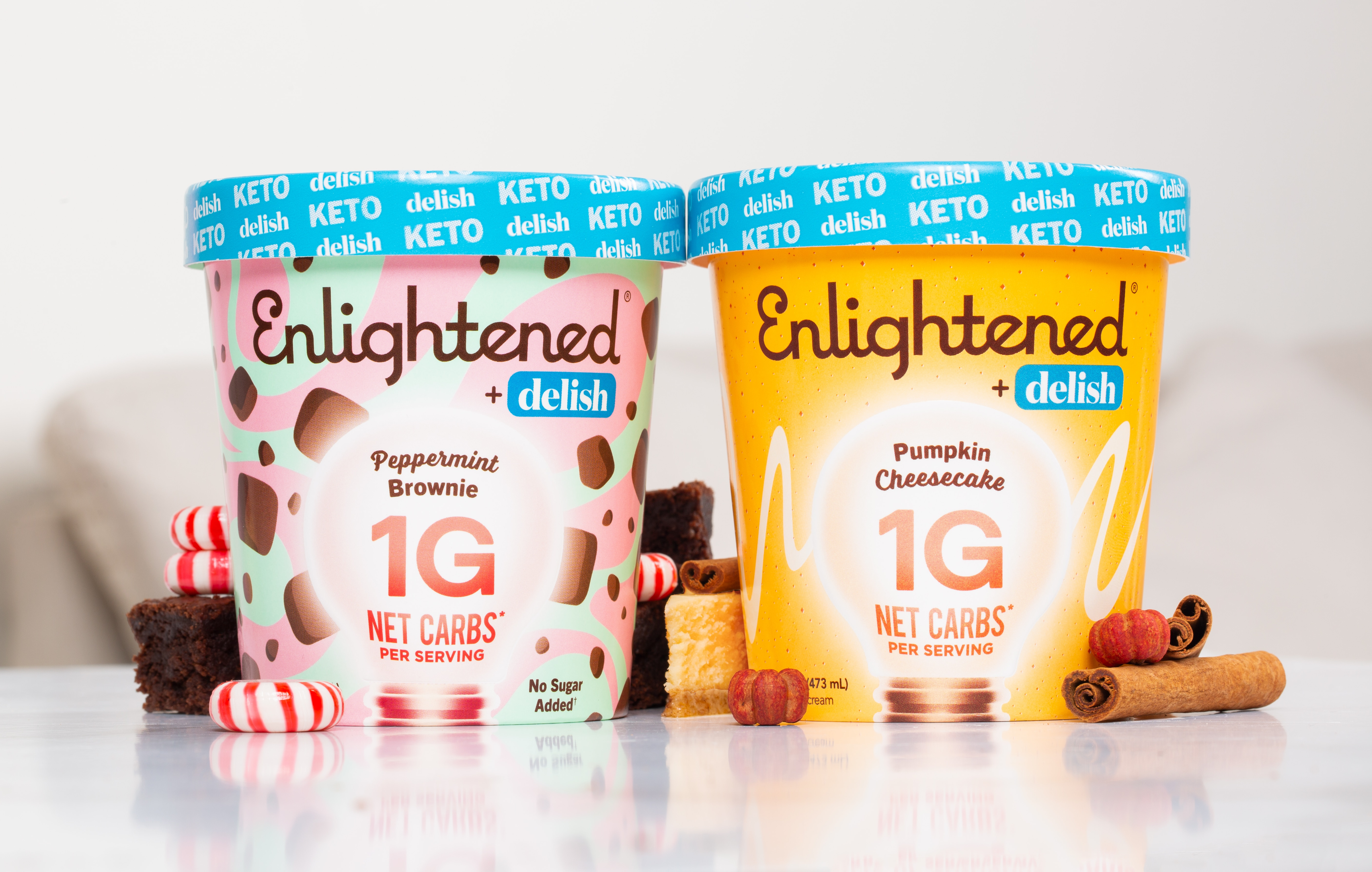 Enlightened Expands Hearst Magazines Ice Cream Licensing Partnership with a Delish Fall Collection