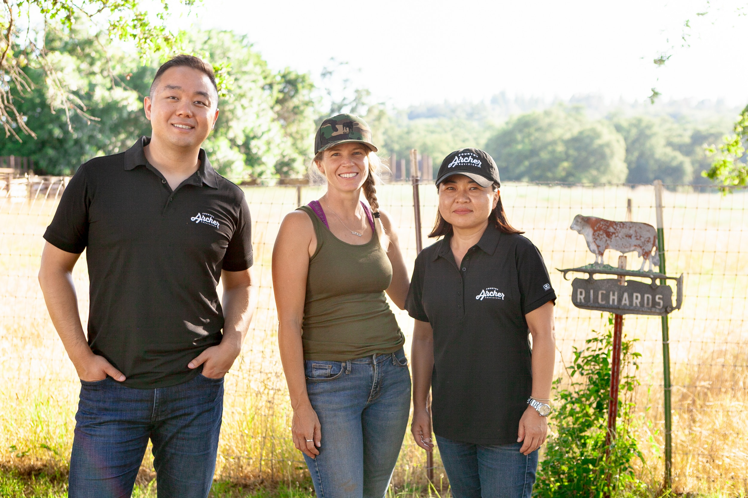 Country Archer Provisions Partners with Richards Grassfed Beef to Advance Impact of Regenerative Agriculture