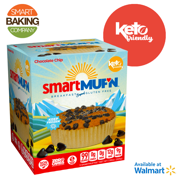 Smart Baking Company Products Now Available at Walmart