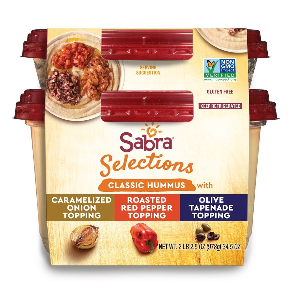 Sabra Launches Limited Release Sabra Selections