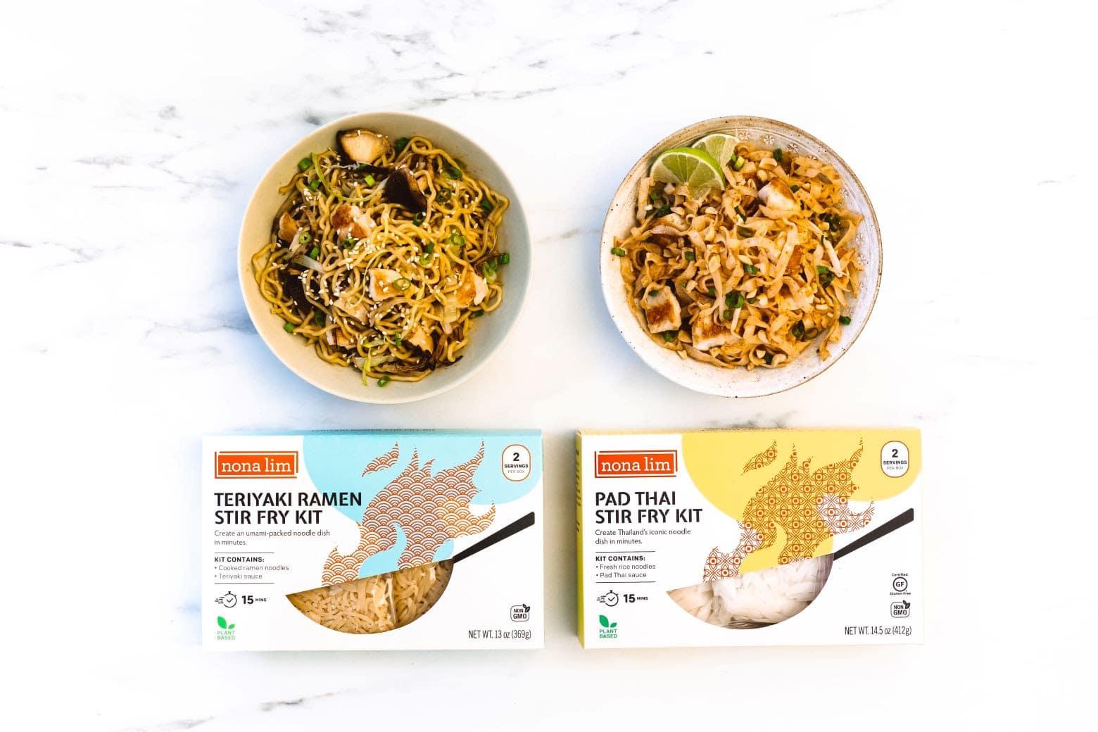 Nona Lim Launches Stir Fry Noodle Kits