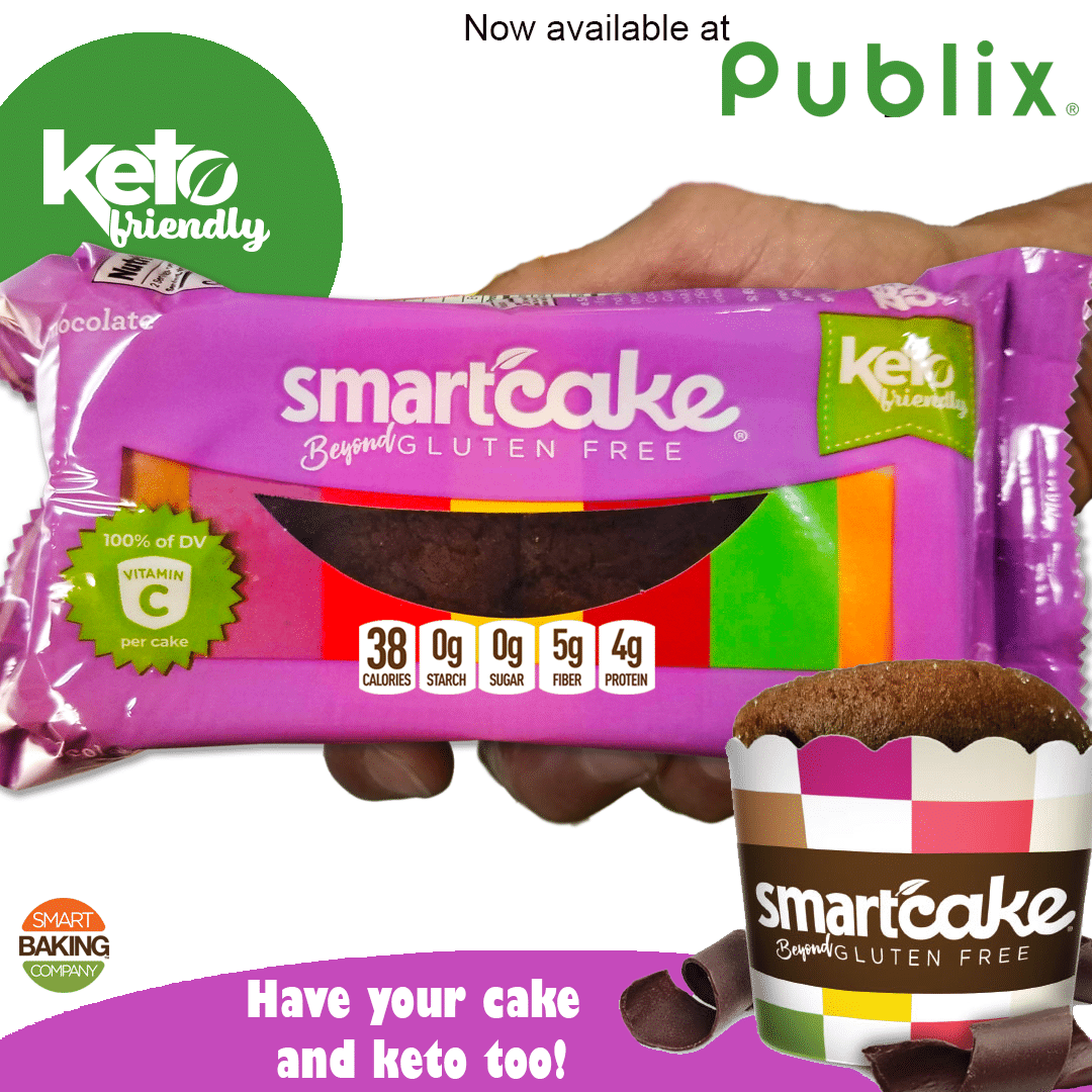 Smart Baking Company Products Now Available at Publix