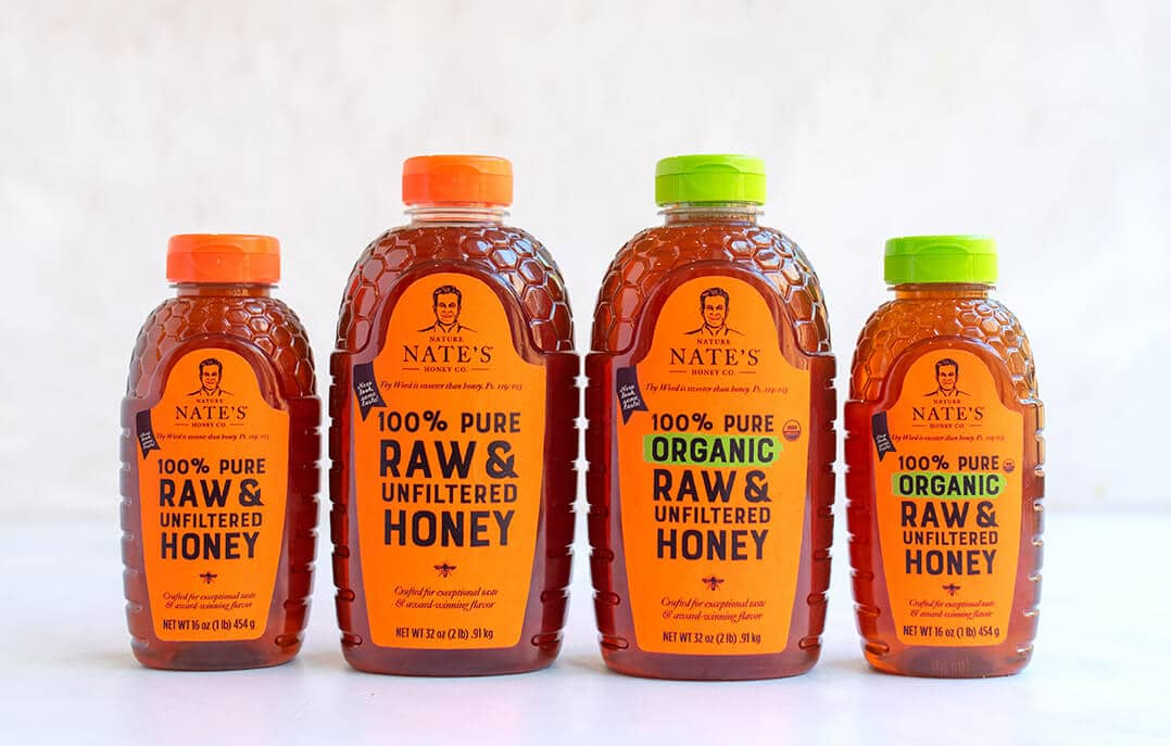 Nature Nate's Honey Co. Unveils New Look