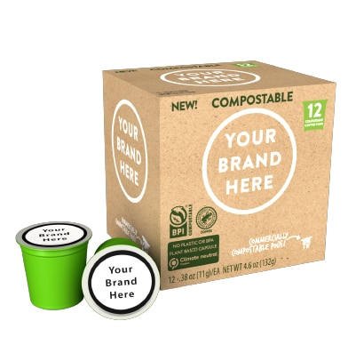 Smile Beverage Werks Launches Compostable K-Cup Compatible Coffee Pods