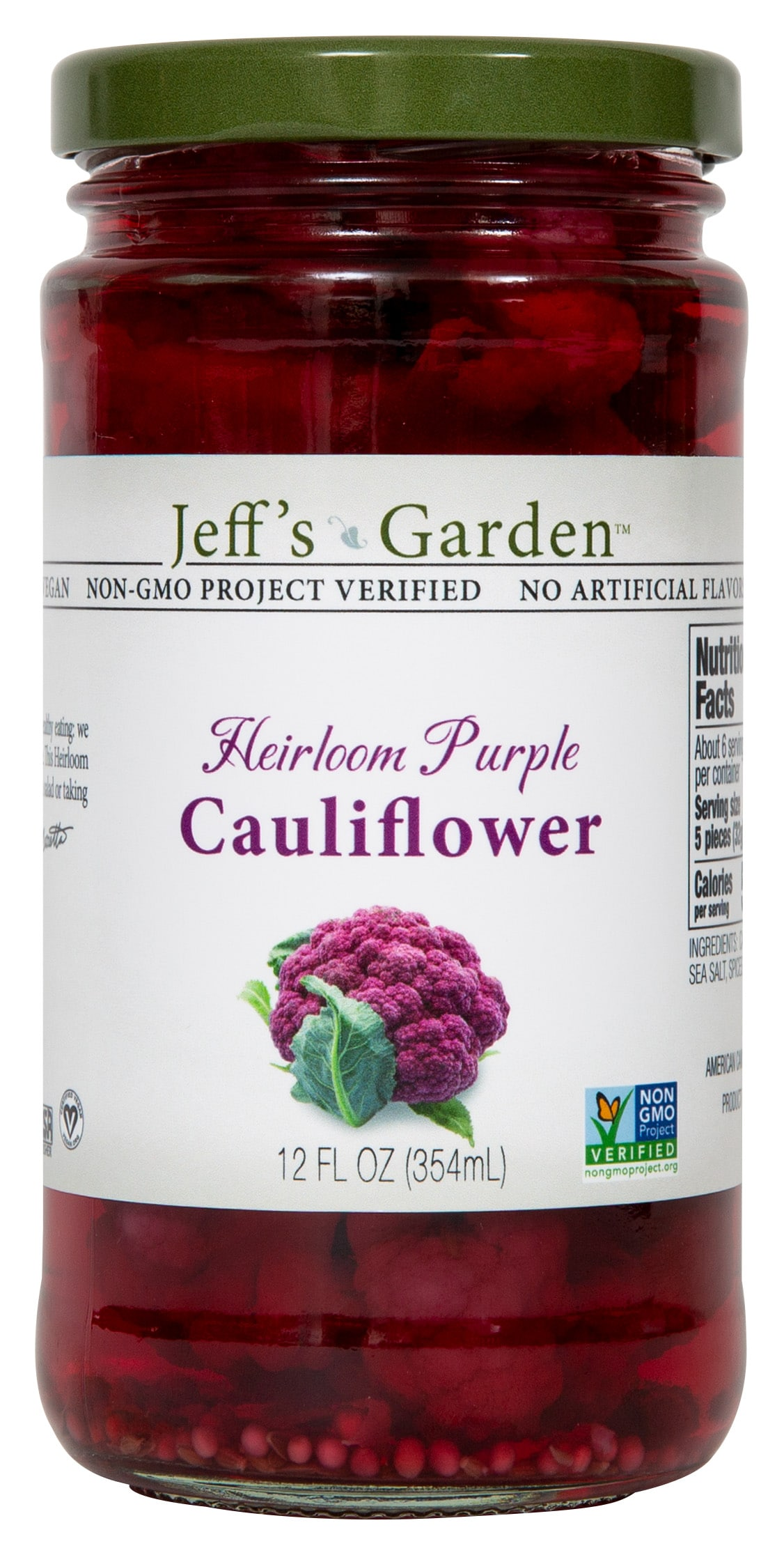 Jeff's Garden Launches Four New Offerings