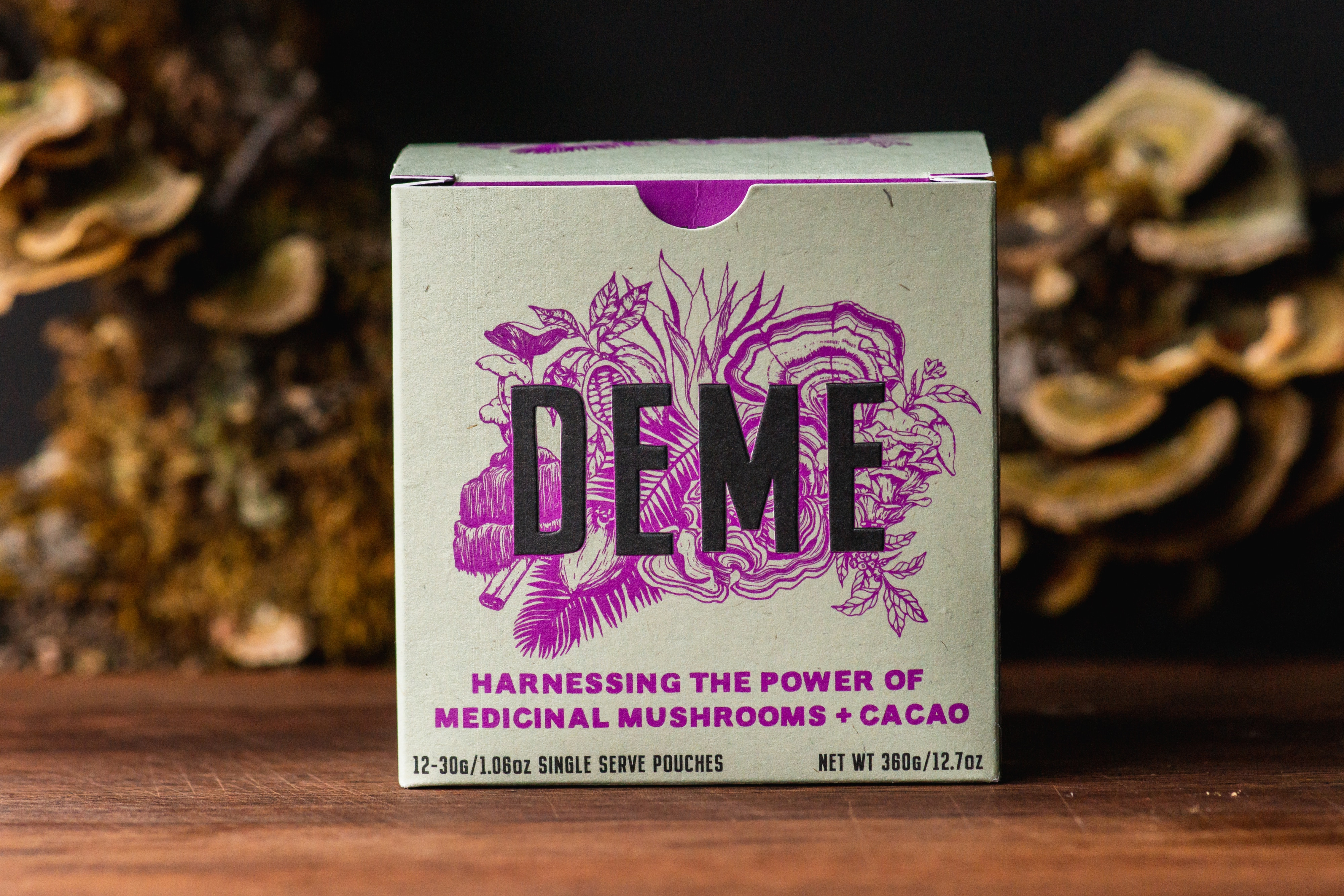 DEME Introduces Sustainable Offering To Medical Mushroom Industry