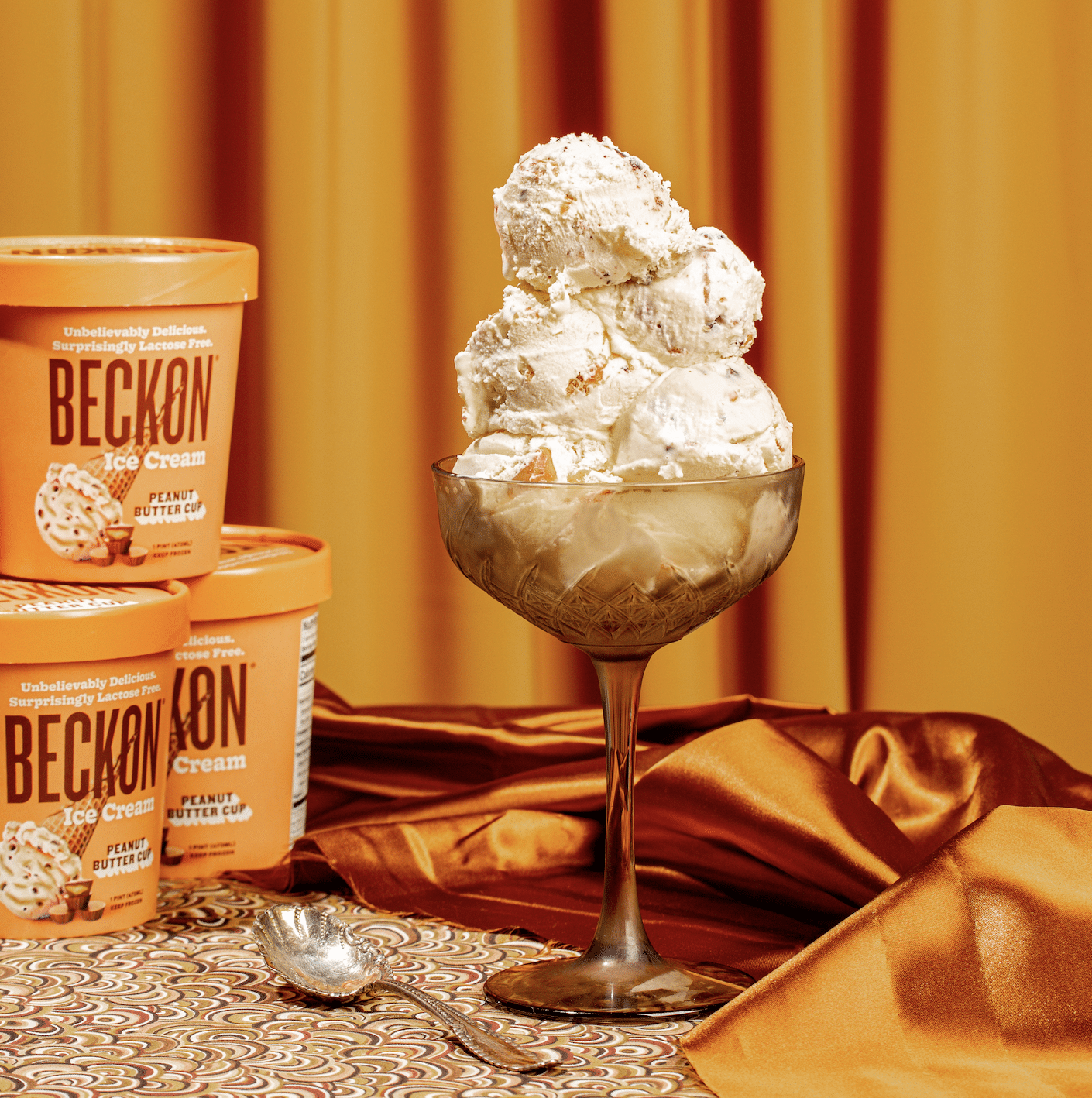 Beckon Releases First-Ever Lactose-Free Flavor with Upcycled Mix-ins