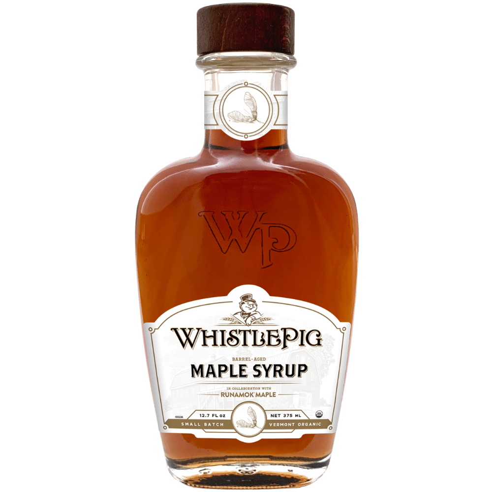 Vermont Producers Runamok Maple And WhistlePig Rye Whiskey Team Up To Launch Barrel-Aged Maple Syrup for Retail Market
