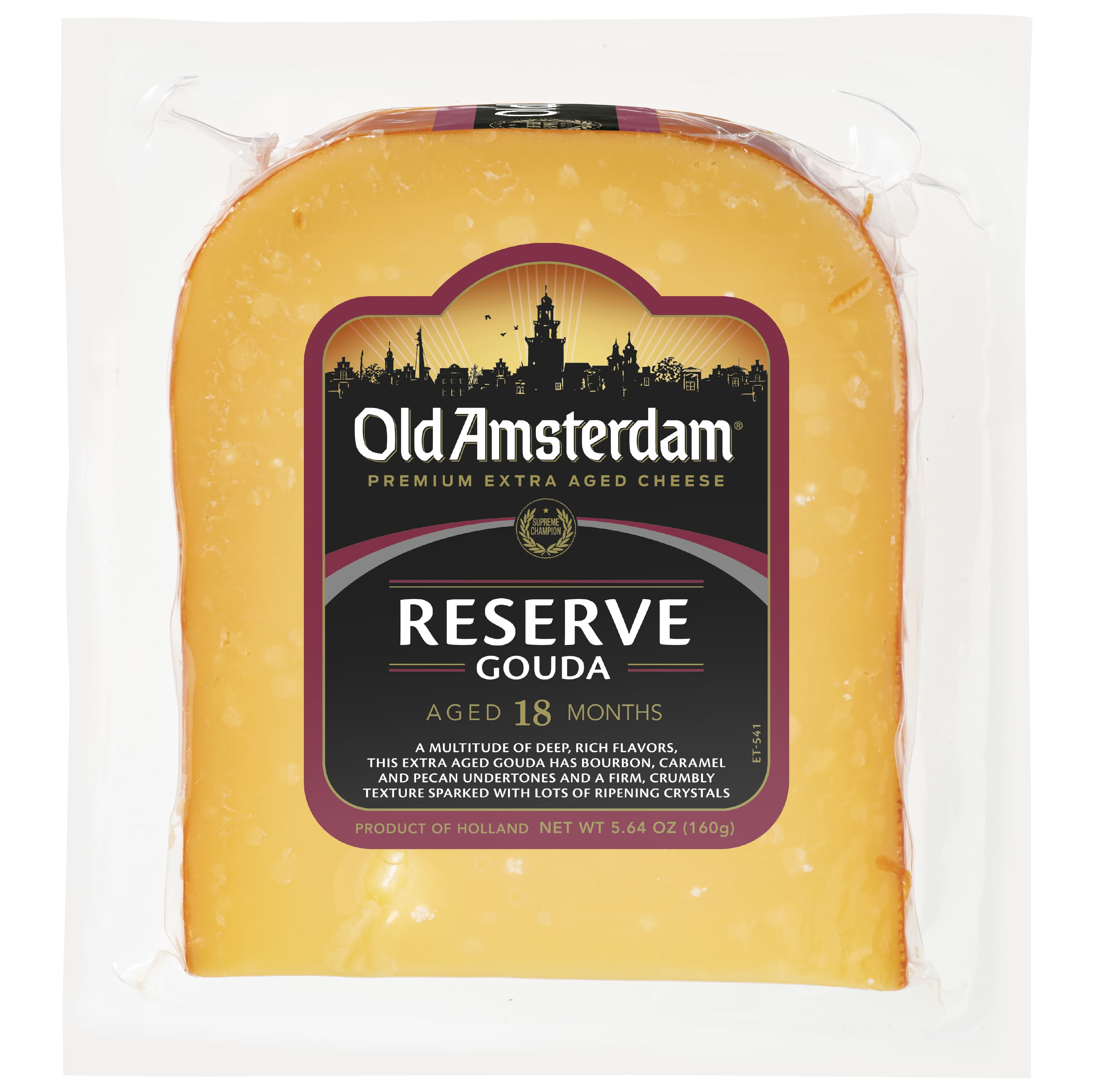 Old Amsterdam Debuts Two New Flavors Of Aged Gouda Cheese